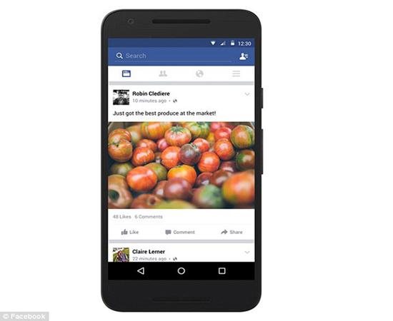 Sử Dụng Facebook Không Cần Kết Nối Internet