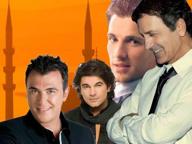 Έλληνες τραγουδιστές σε μιναρέδες του
