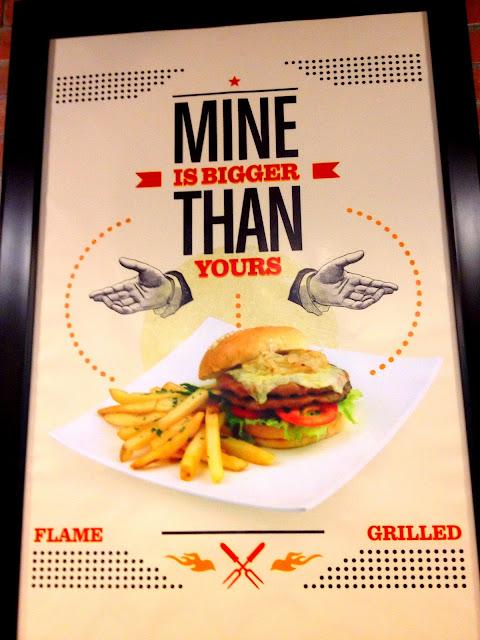 Size Matters Sausage Burgers