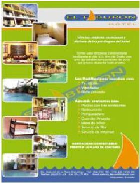 Hoteles Hostales Cabañas en Esmeraldas Ecuador