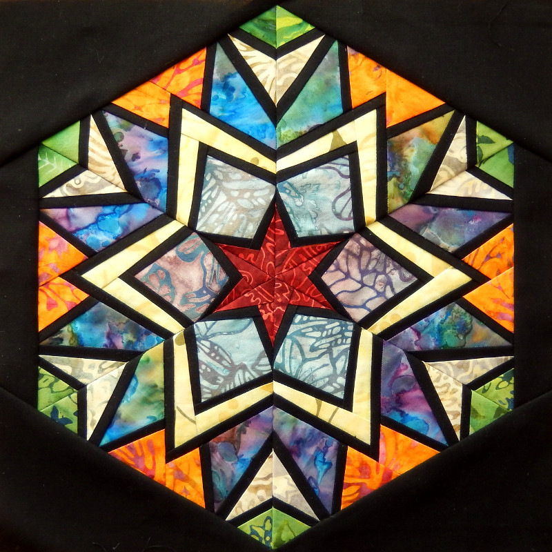Ulas quilt
