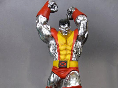 Kotobukiya Marvel Colossus X-Men Danger Room Fine Art