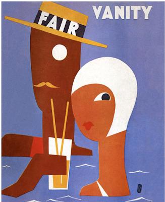 Summer Vanity Fair Print by  Eduardo Garcia Benito