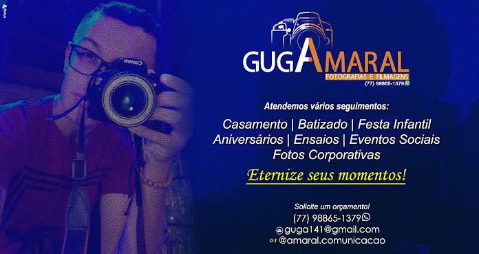 GUGA AMARAL FOTOGRAFIAS E FILMAGENS