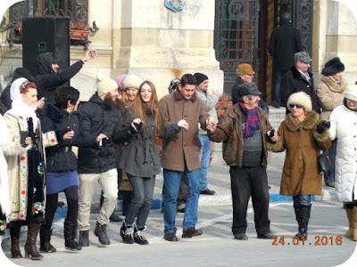 Hora Unirii la Craiova