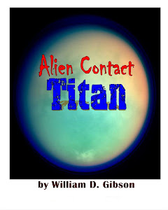 New Book Cover for Alien Contact: Titan
