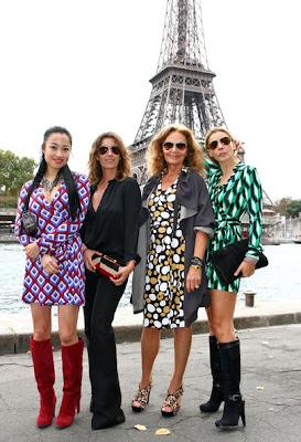 Flashmob Sephora pour le lancement exclusif du parfum de Diane Von Furstenberg