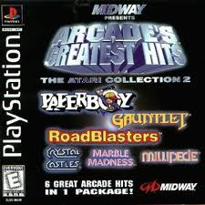 Download - Arcade's Greatest Hits - The Atari Collection 2 - PS1 - ISO