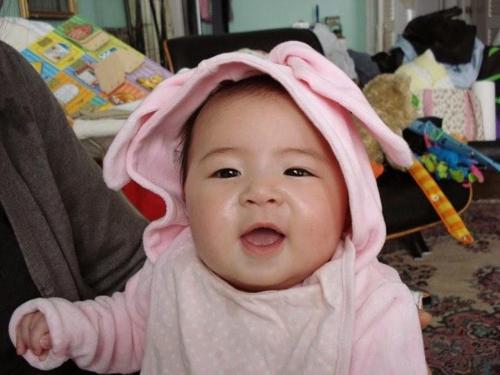 Gambar bayi lucu dan cantik dari korea