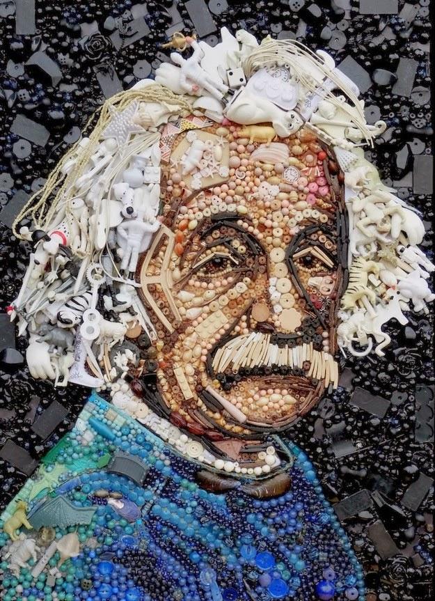 Iincredible recreated art work