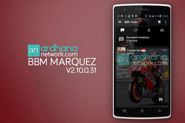 BBM March Marquez