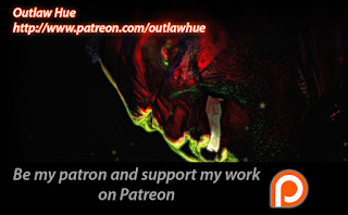 Pandora on Patreon