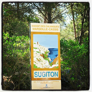 Sugiton Calanques Hiking Path