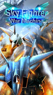Screenshots of the Sky fighter: War machinefor Android tablet, phone.