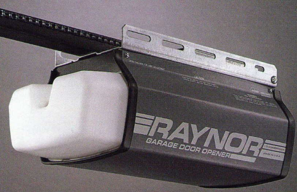 Garage door zone the raynor r opener we bid