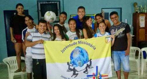 Formação para a Juventude Missionária de Coari (AM)
