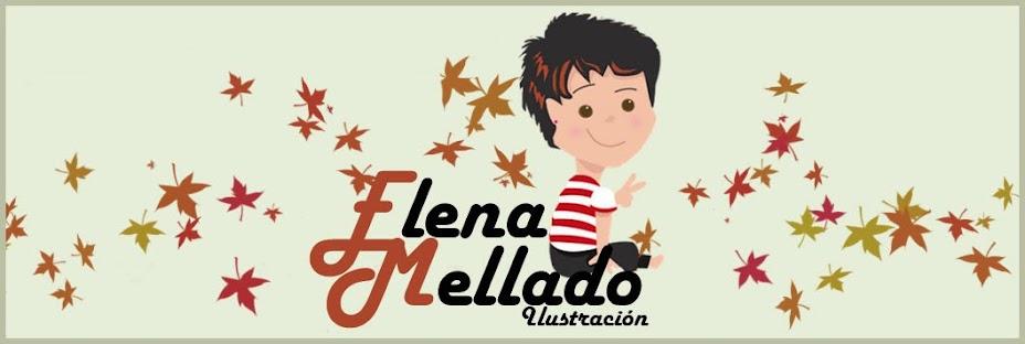 Elena Mellado - Ilustradora