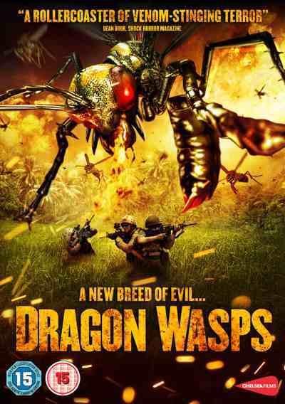 Dragon Wasps – Legendado
