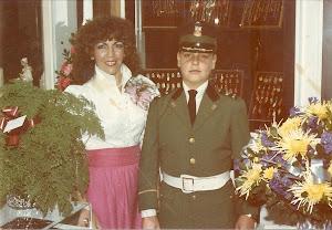Loly Señaris Calviño e Isidro José.