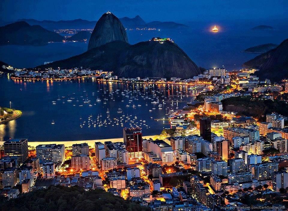 Brazil - Page 11 Botafogo+Bay+Rio+de+janeiro+Brazil