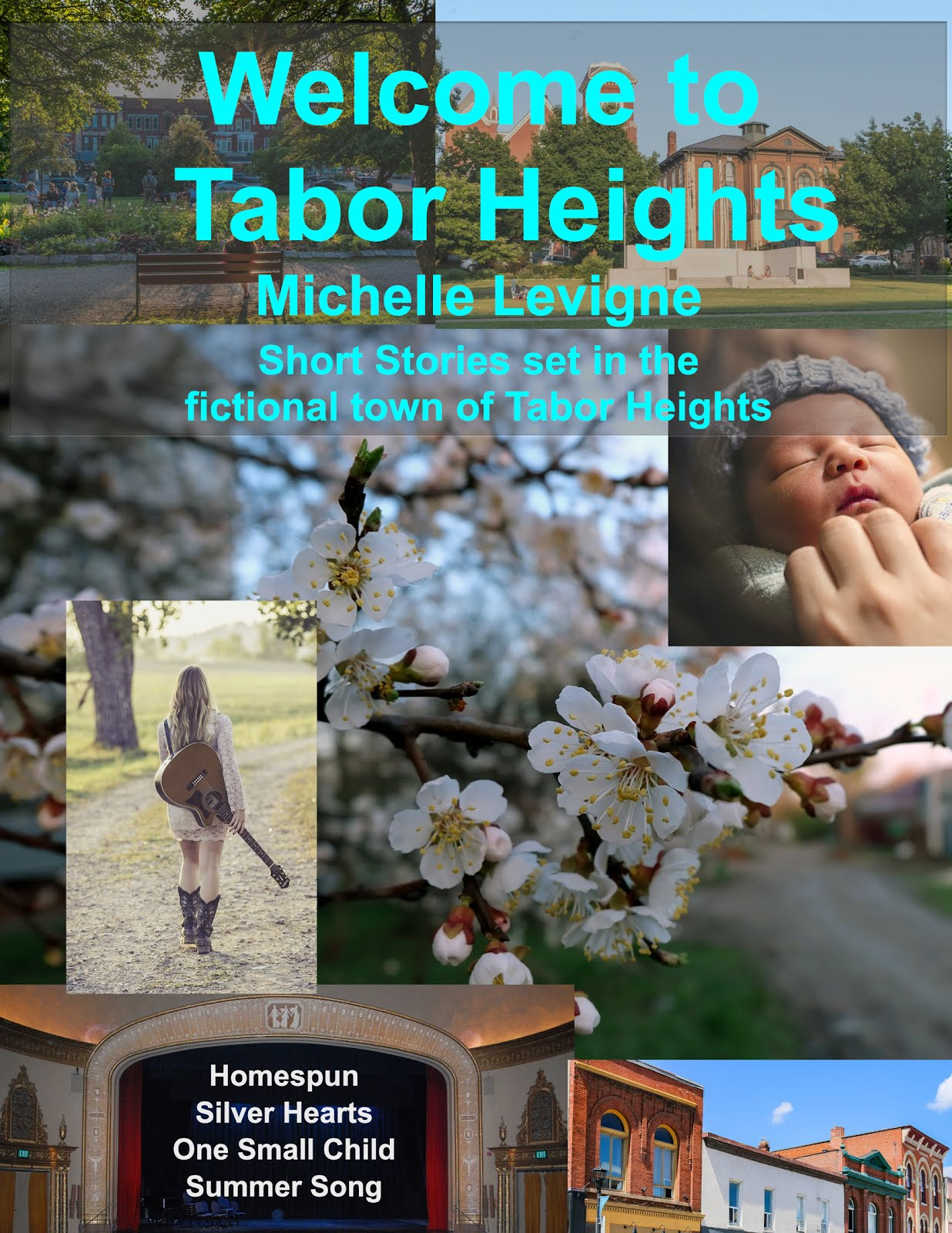 Welcome to Tabor Heights: Four Tabor Heights Short Stories