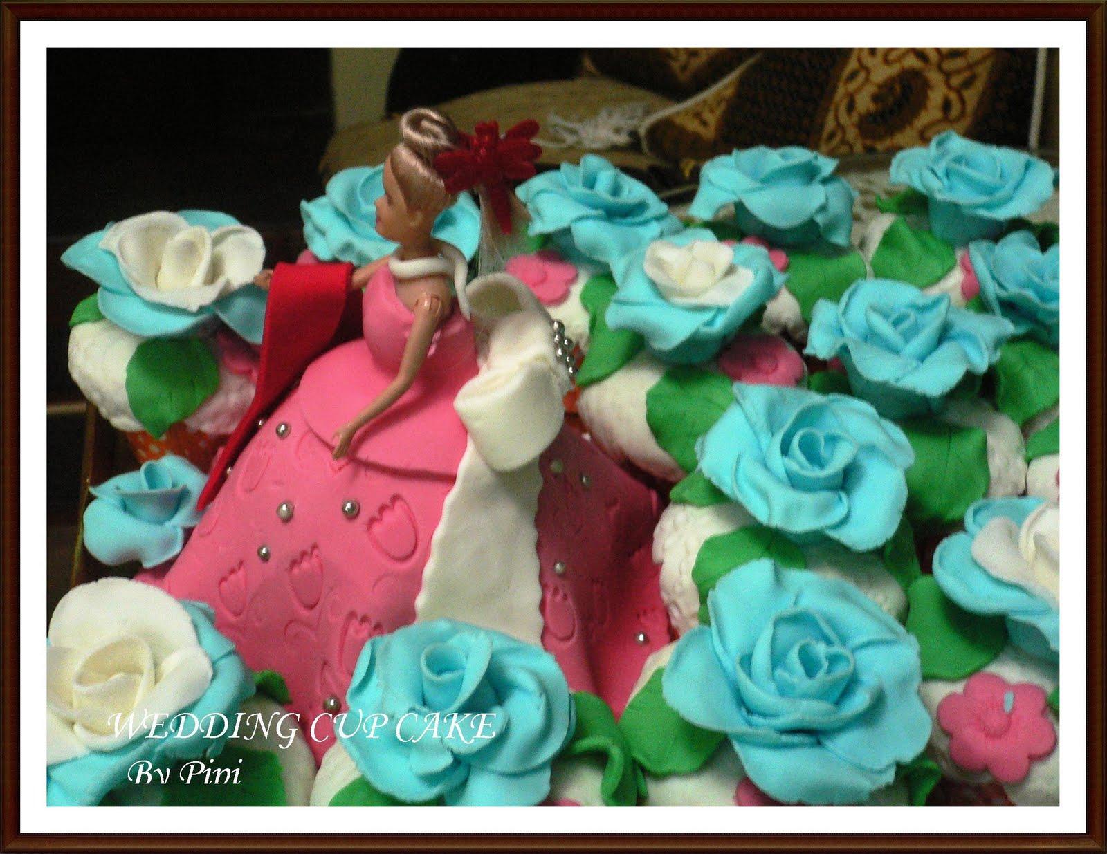 PAWONEPIPI: WEDDING CAKE BUAT MAS EDY