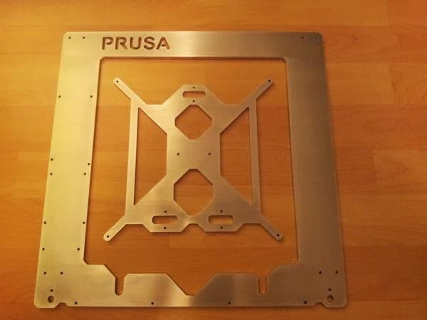 Prusa i3 Çerçeve (Frame)
