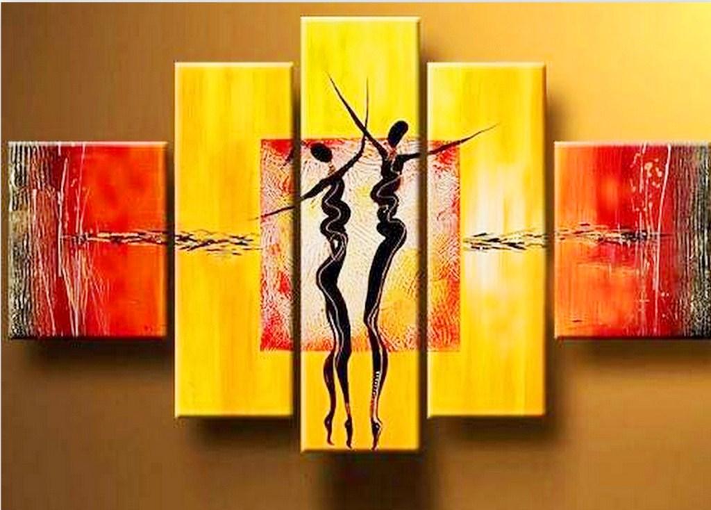 Arte pinturas leo galer a abstractos modernos al leo for Cuadro en lienzo modernos