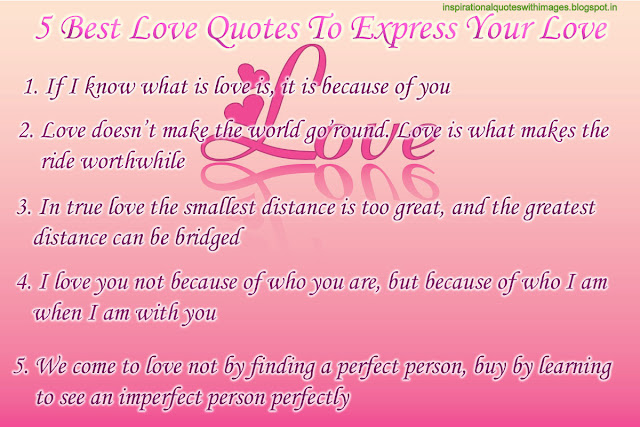 express love lines