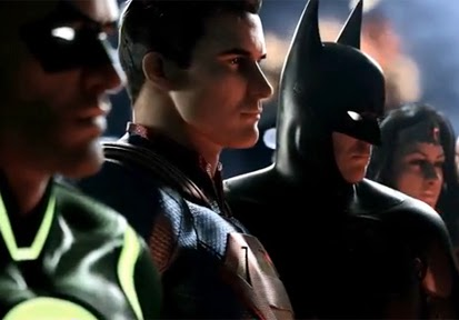 Infinite Crisis MOBA: New Trailer