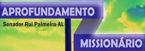 JM realizará aprofundamento missionário em Senador Rui Palmeira (AL)