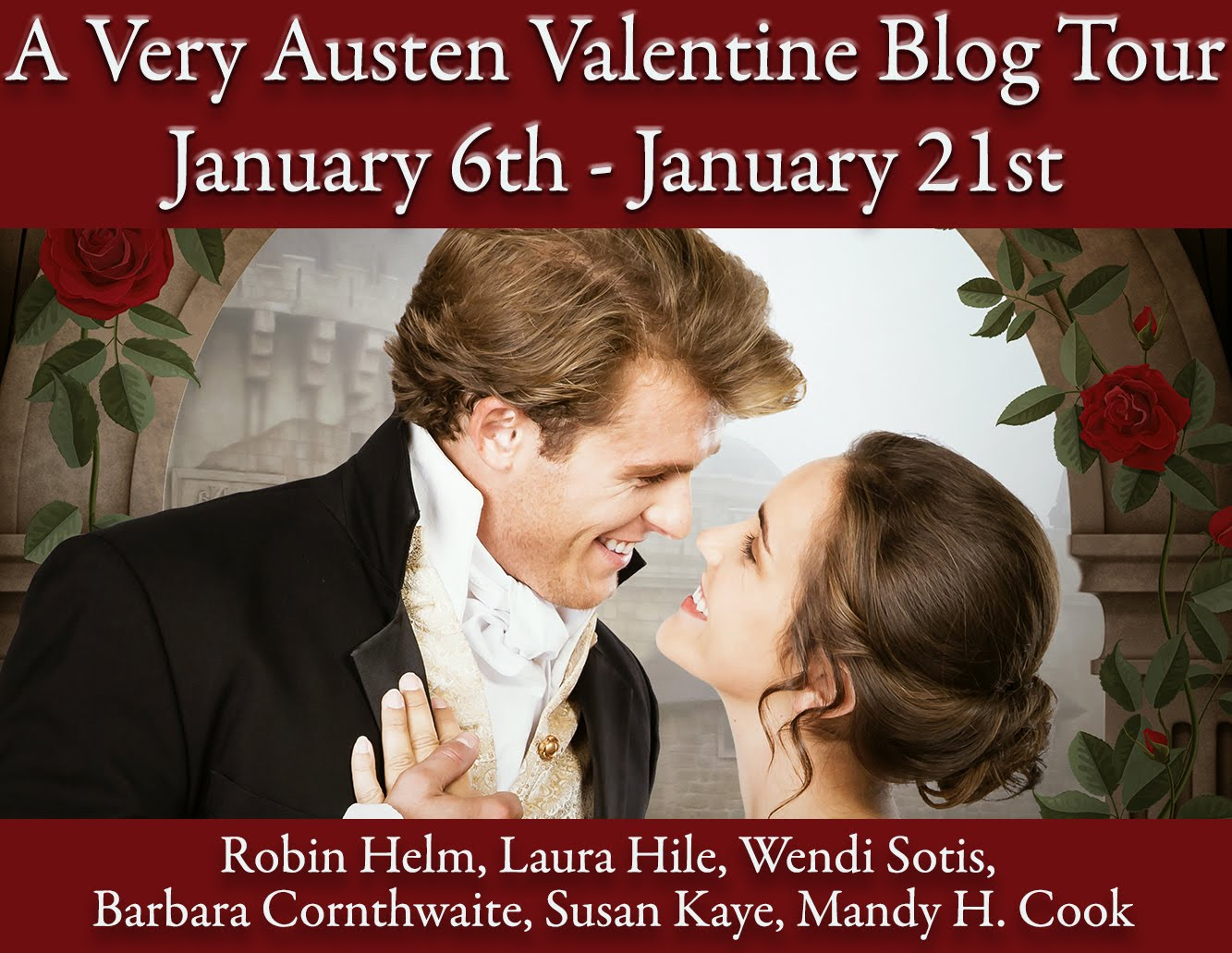 A Very Austen Valentine Blog Tour
