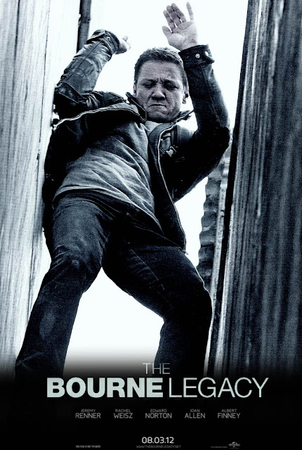 The Bourne Legacy 2012 Movie Poster