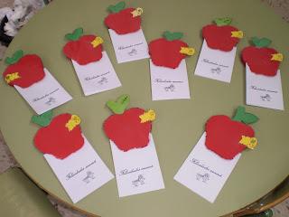 Manzanas blog de notas