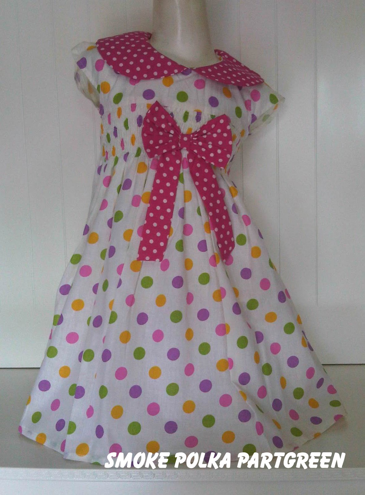 Model Baju Anak Perempuan Batik Baju Anak Perempuan