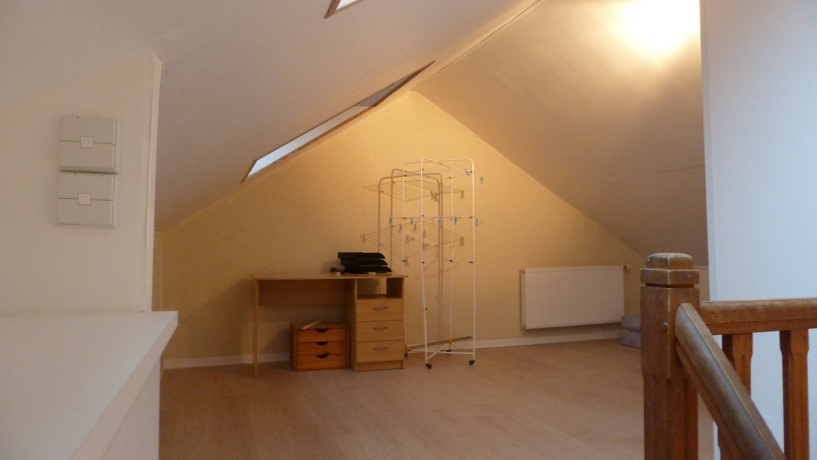 Chambre loft falk - Salle de bain loft new yorkais ...