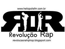 LOGO DO REVOLUÇÃO RAP