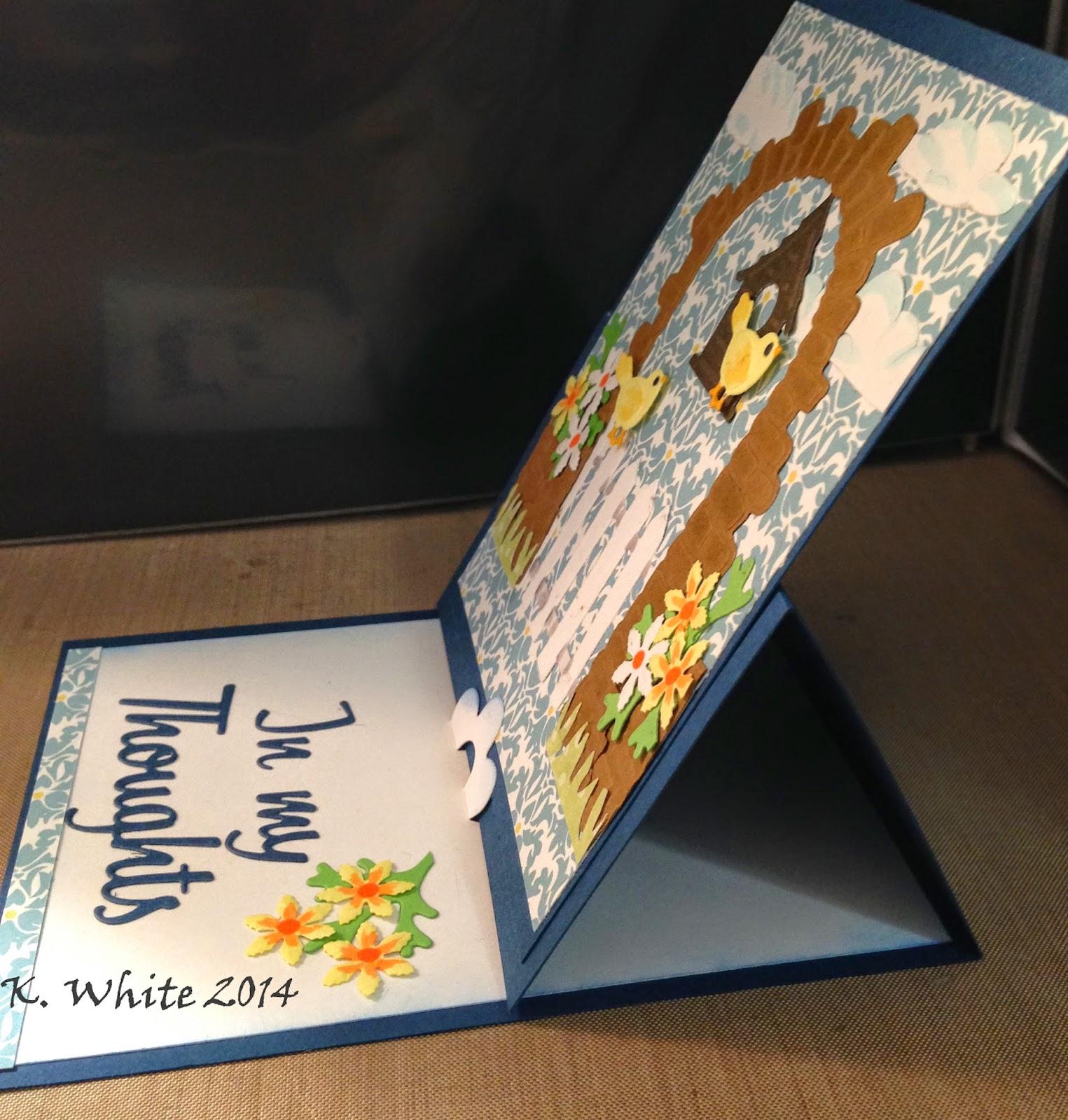 Elizabeth Craft Designs Stand Up Helpers : Kr crafts and cards