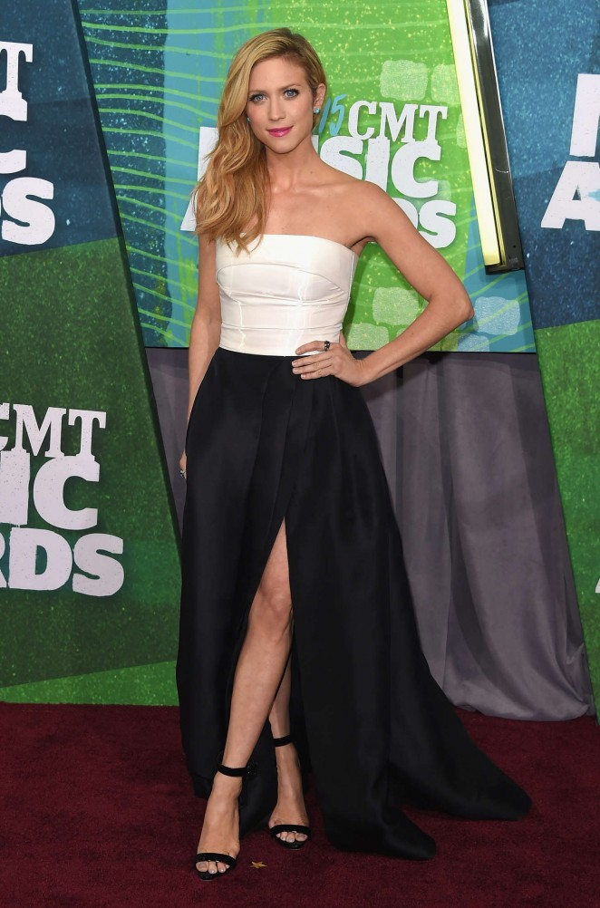 Brittany Snow – 2015 CMT Music Awards in Nashville