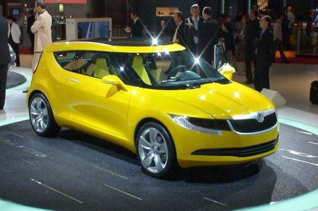 SKODA JOYSTER QUICK REVIEW 2014 - YouTube