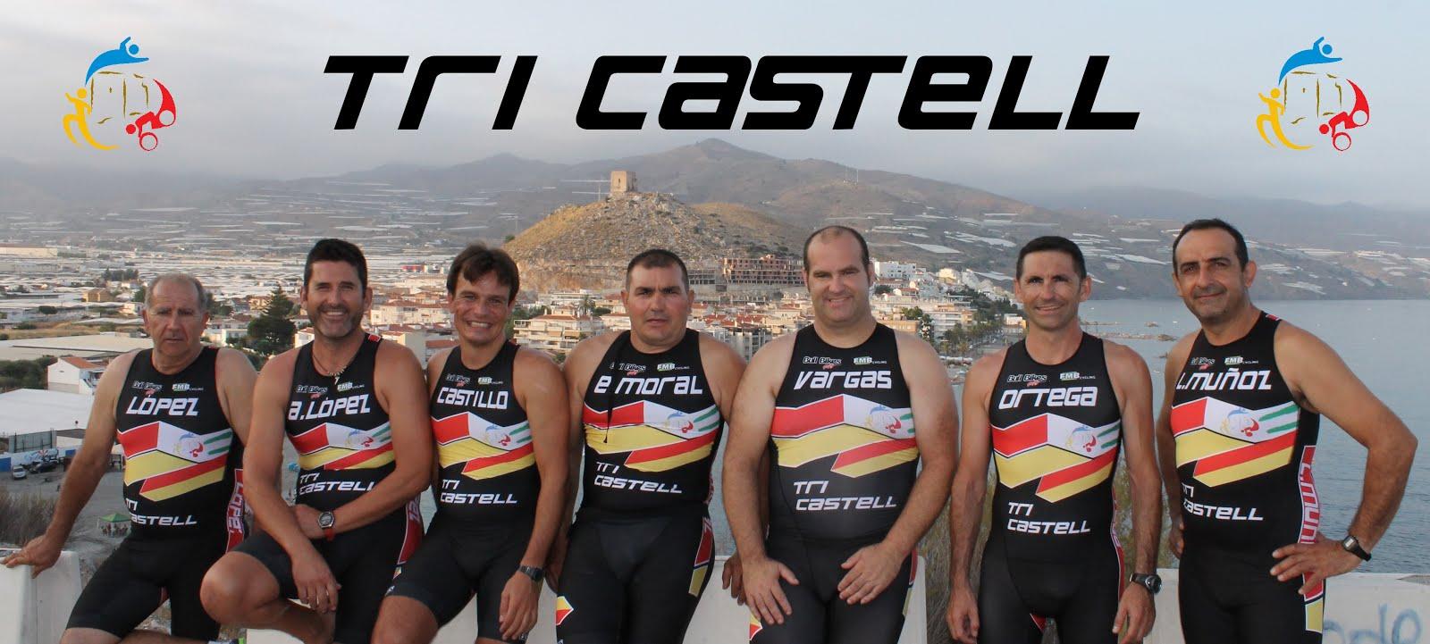 Triatlón Castell de Ferro