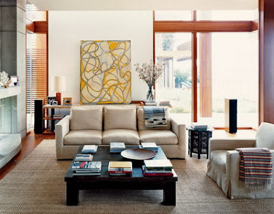 Elegir el estilo de ambiente en tu decoración