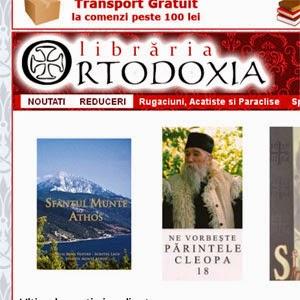 Libraria Ortodoxia