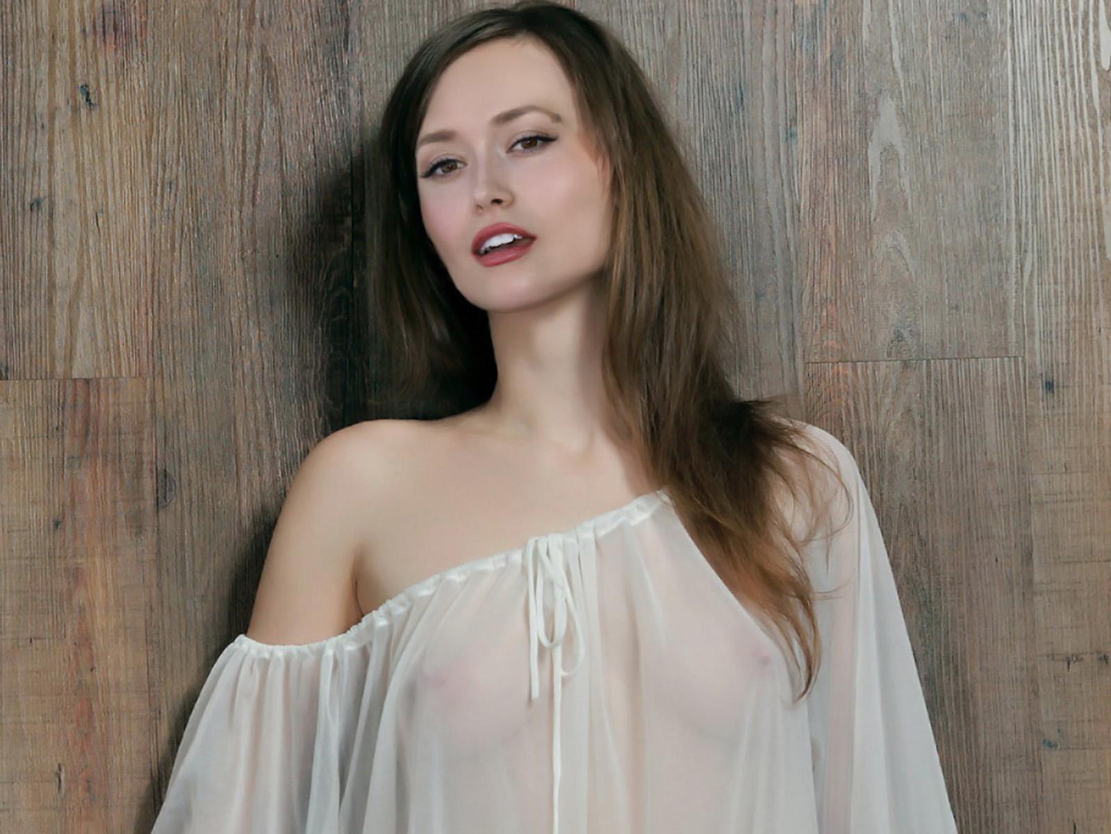 Summer Glau nude Playboy
