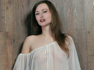 Summer Glau nude Playboy Playmate naked photo shoot spread legs show tits and shaved_pussy