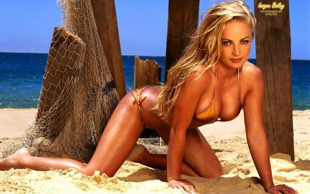 Sexy Hot Australian Women - Imogen Bailey