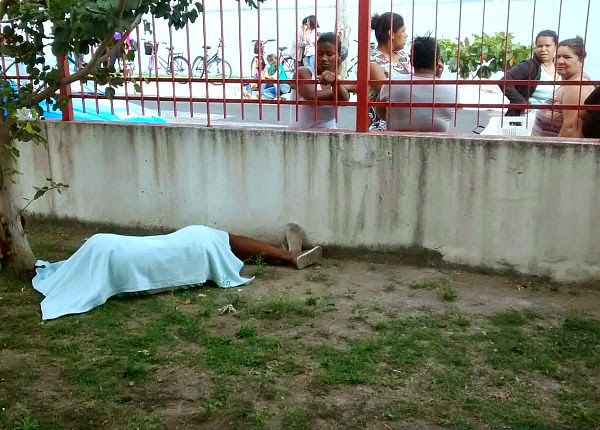 Vigia é morto dentro de creche em Cabo Frio