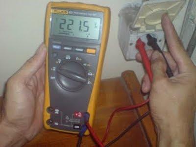 Measuring-Voltage