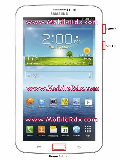 How to Reset Samsung Galaxy Tab 3