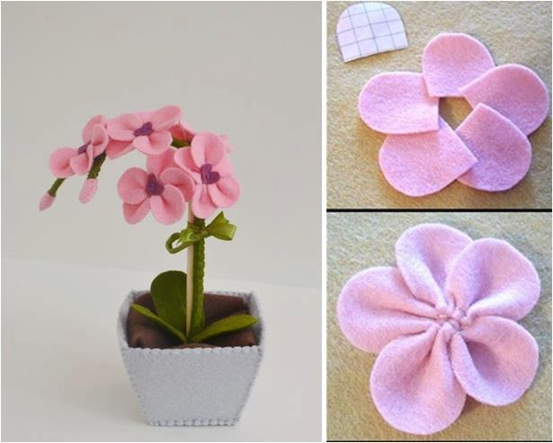 Bellart Atelier Como Fazer Flores Em Tecido